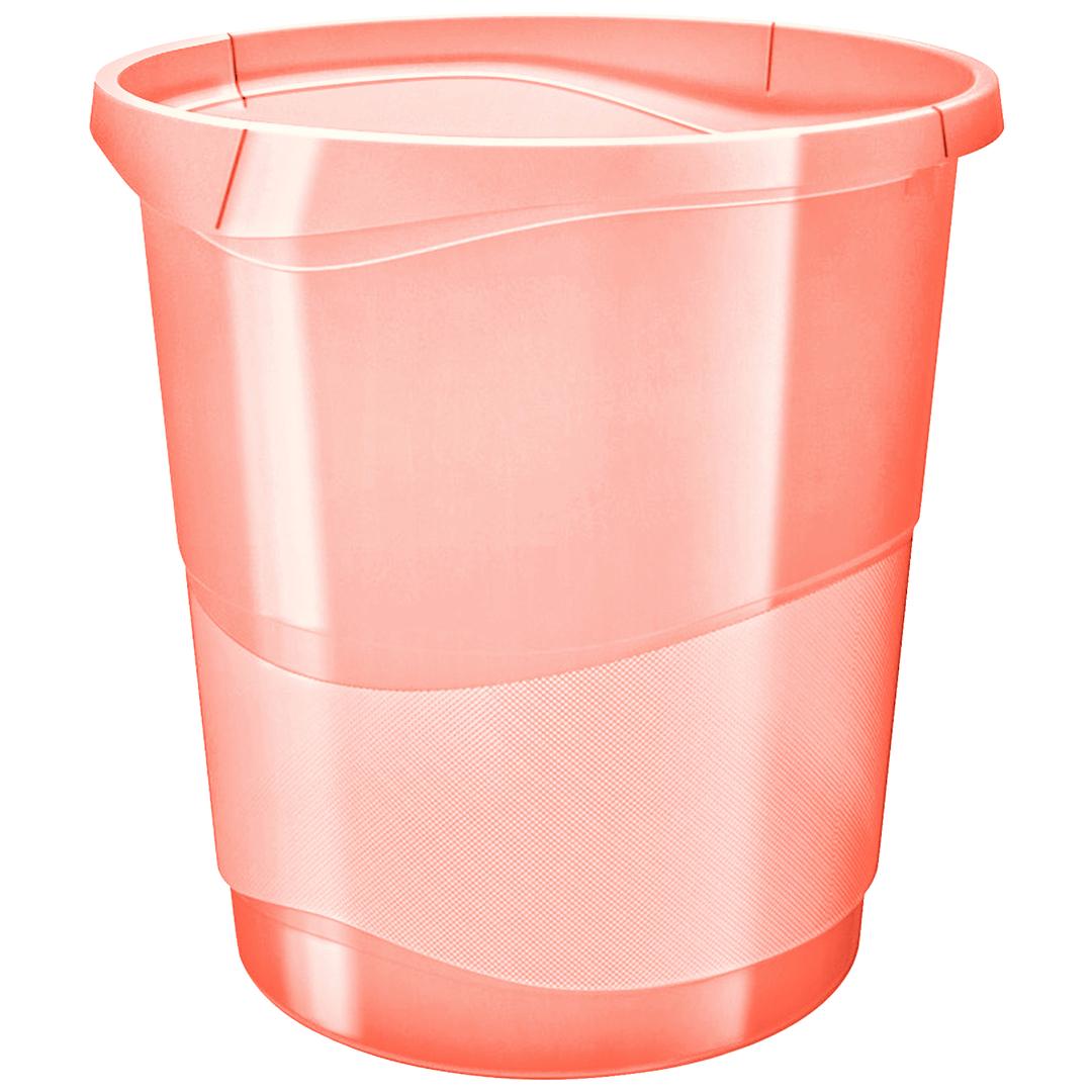 Waste bin Colour'Ice 14L apricot