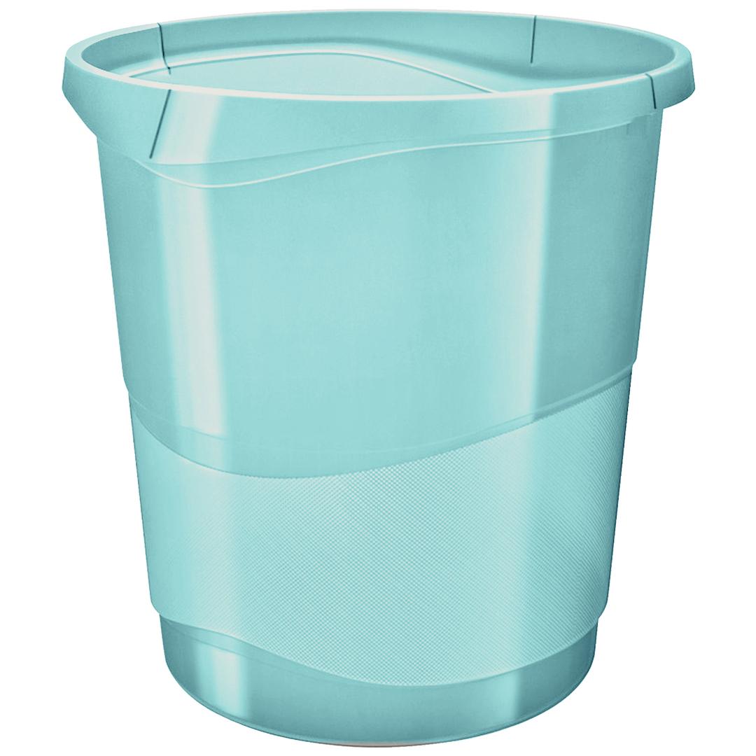 Waste bin Colour'Ice 14L blue