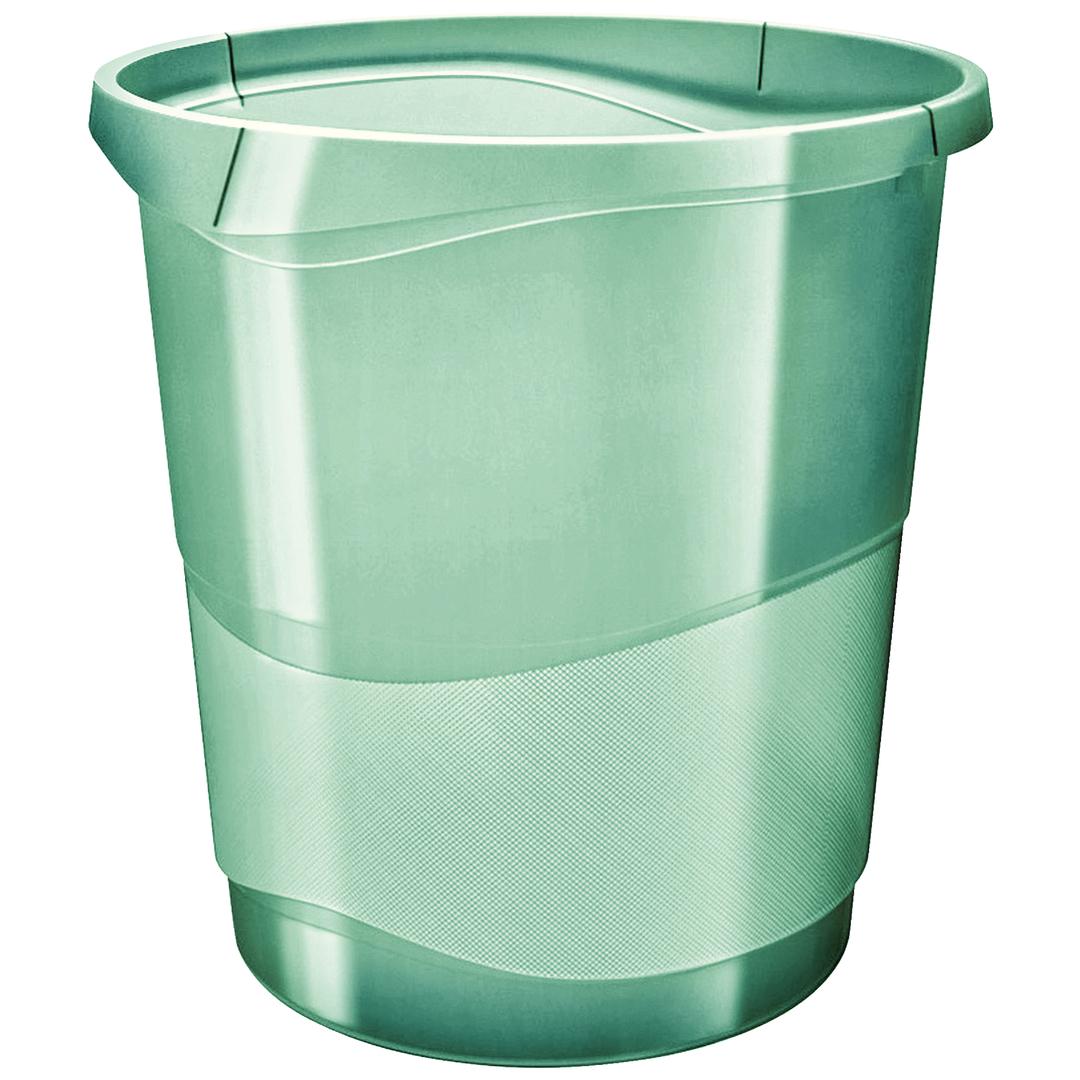 Waste bin Colour'Ice 14L green