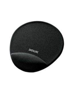Mouse pad foam rest black