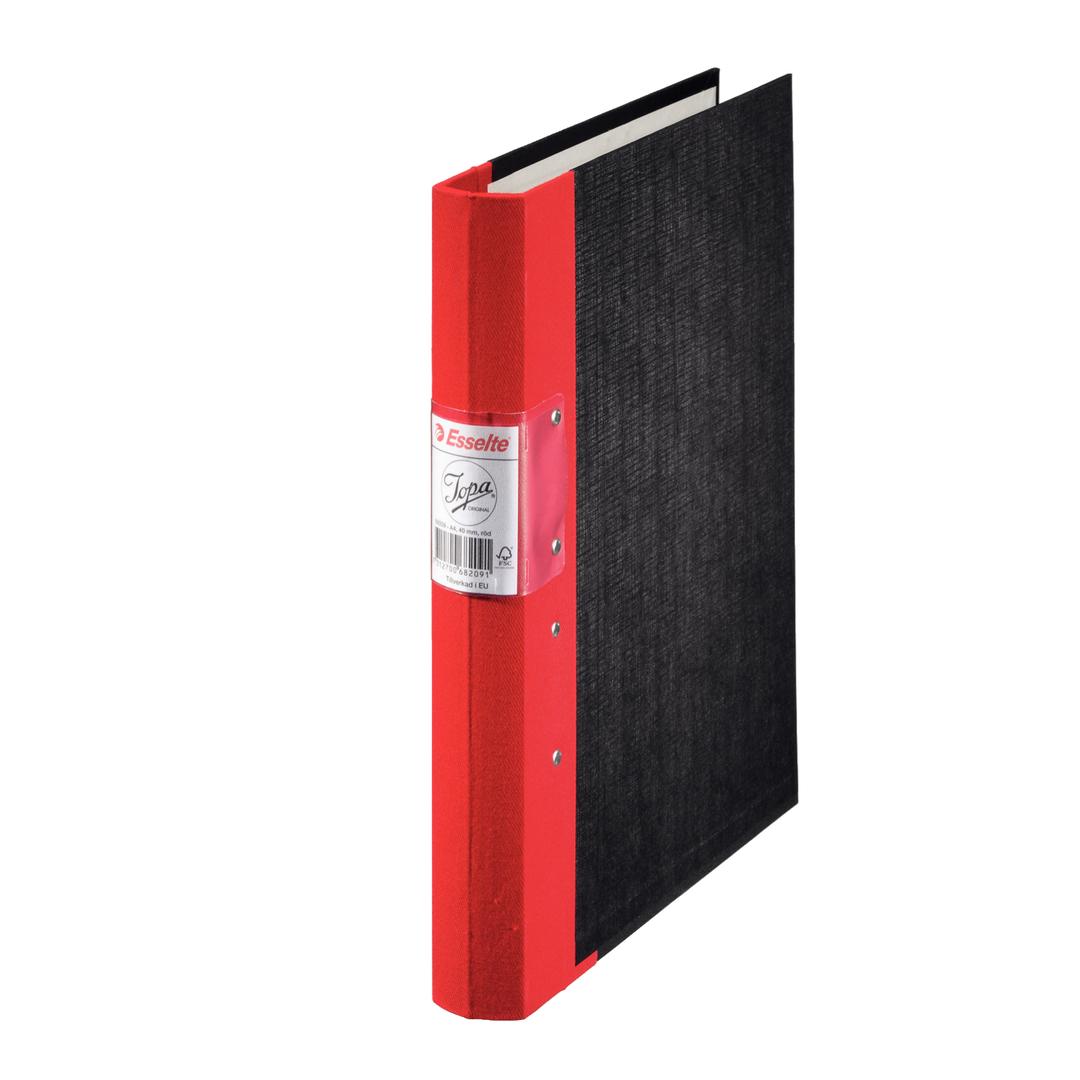 Binder Jopa A4/40mm red