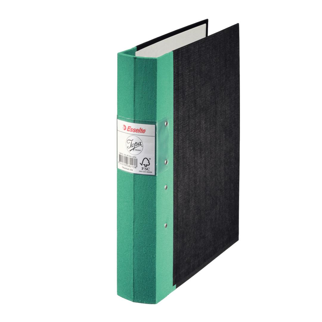 Binder Jopa A4/60mm green