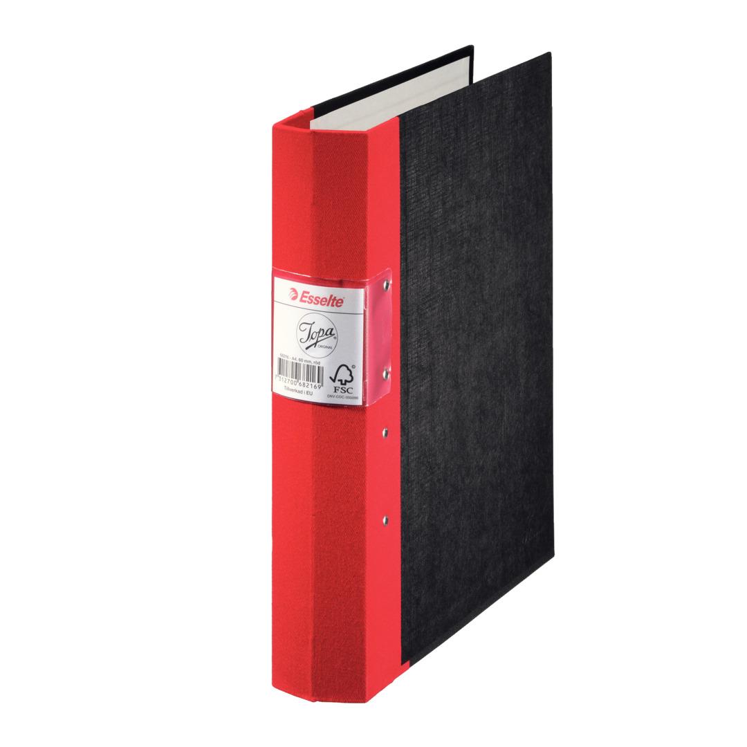 Binder Jopa A4/60mm red