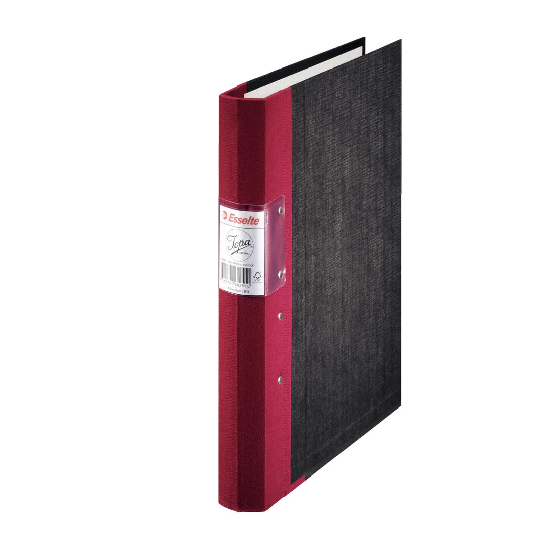 Binder Jopa A4/40mm wine red