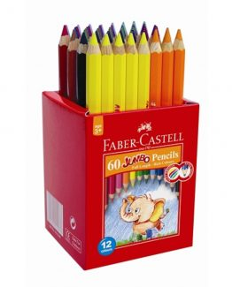 Colour pencil Jumbo (60)