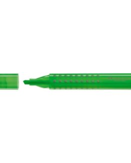 Textliner grip green