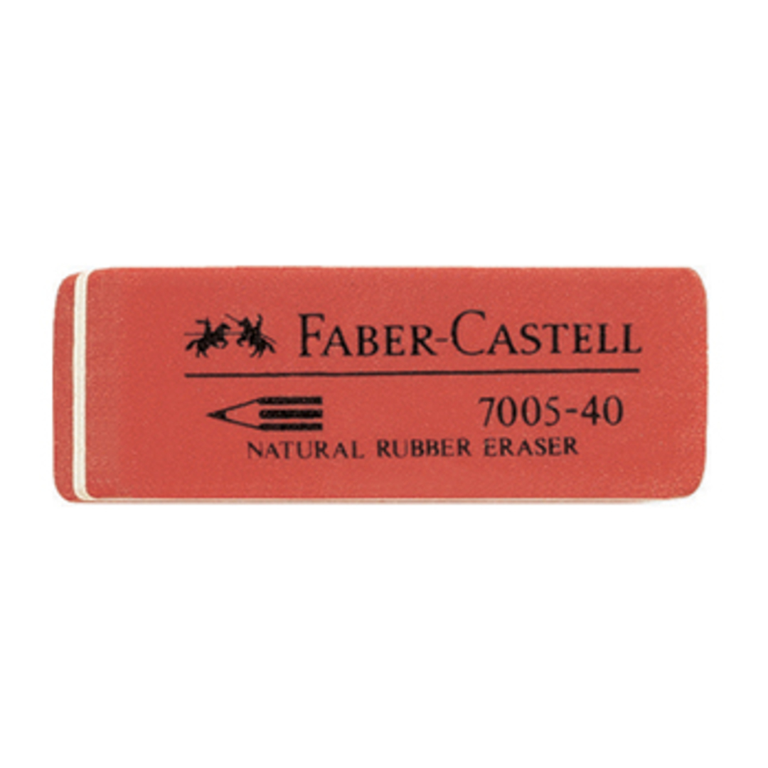 Eraser India-rubber 7004