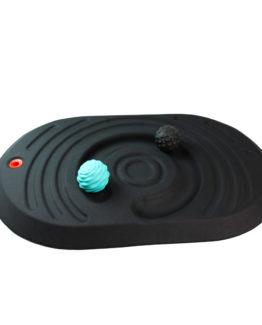 AFS-TEX active platform 50x80 cm black