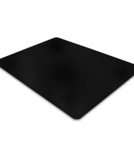 Advantage chair mat PVC 120x150 cm carpet black