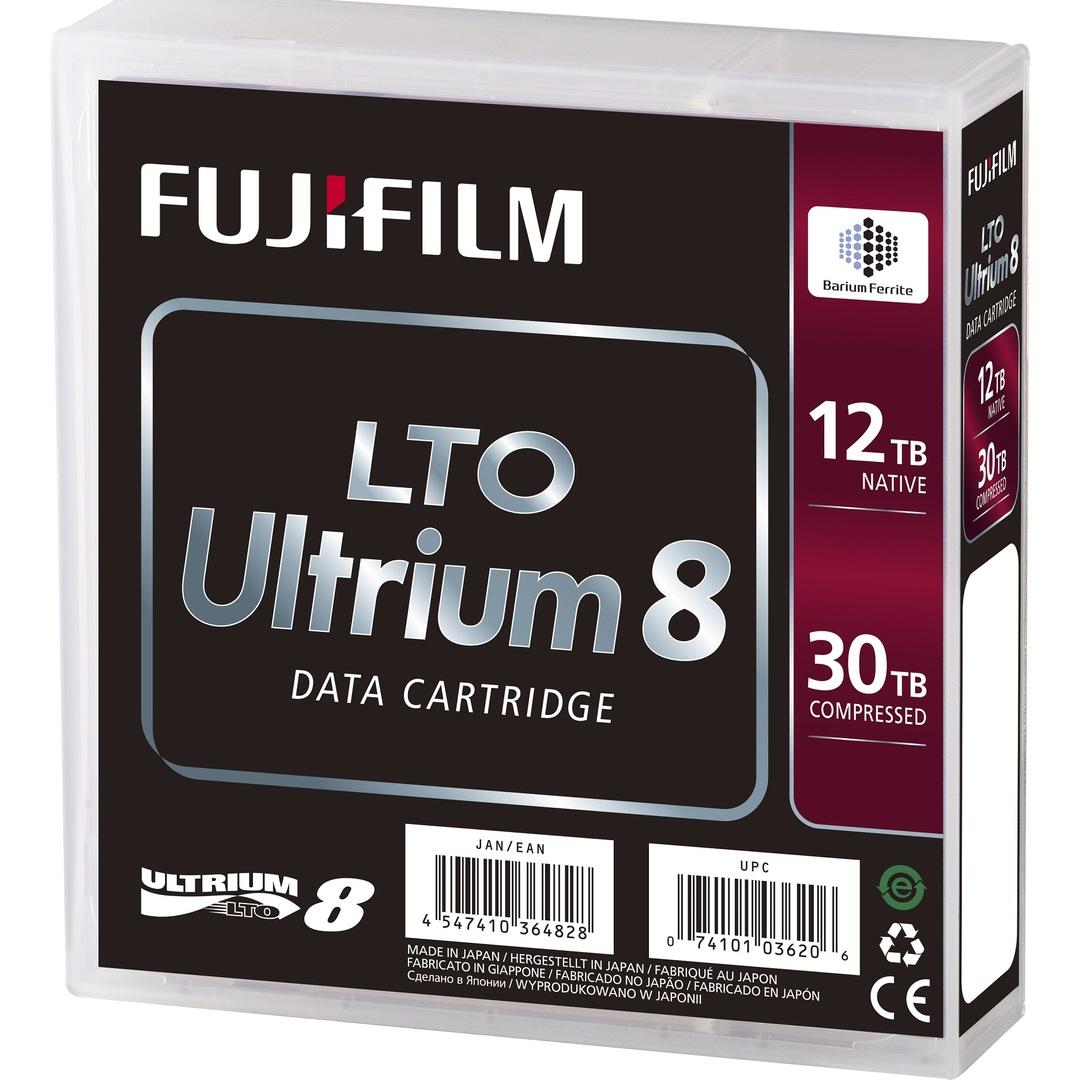 LTO 8 Ultrium 12-30 TB Standard Pack