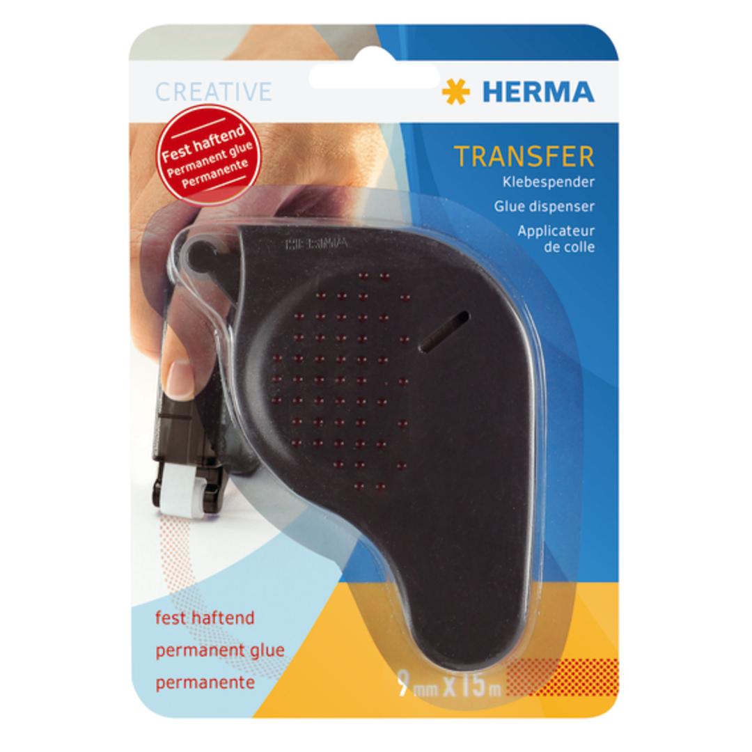 Herma glue dispenser permanent 15mx9mm black
