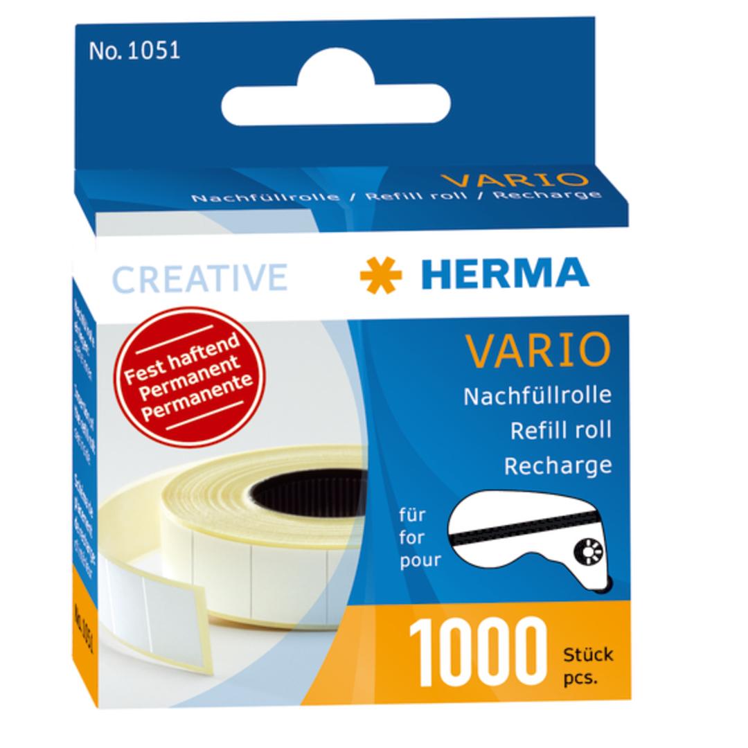 Herma glue refill Tabs permanent