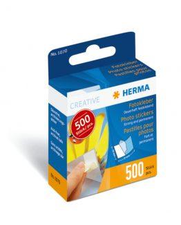 Herma photo stickerss in dispenser (500)