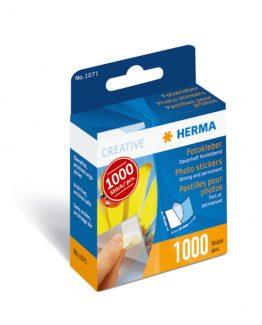 Herma photo stickerss in dispenser (1000)