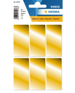 Herma label manual 26x54 gold (42)