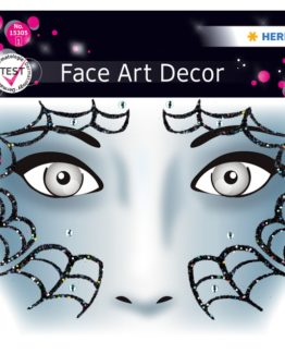 Herma stickers Face Art Spider (1)