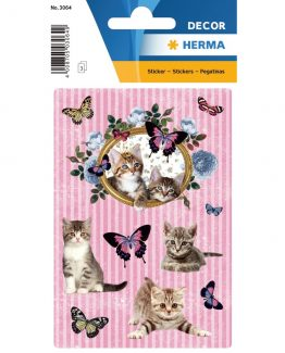 Herma stickers Decor cats Magic (3)