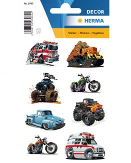 Herma stickers Decor american cars (3)