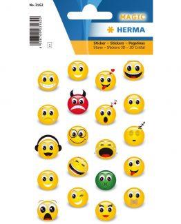 Herma stickers Magic emojis stone (1)