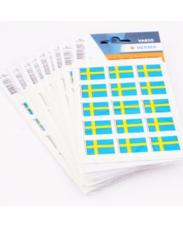 Herma stickers Vario flag Sweden