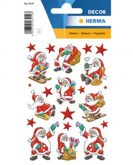 Herma stickers Decor santa claus (3)