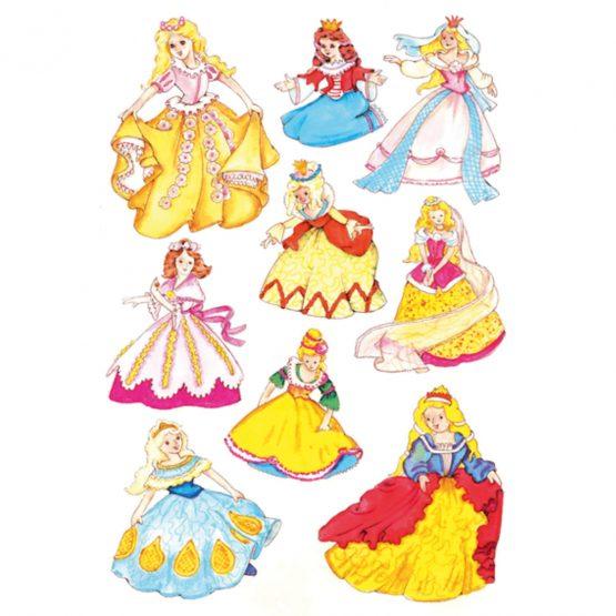 Herma stickers Decor princess (3)