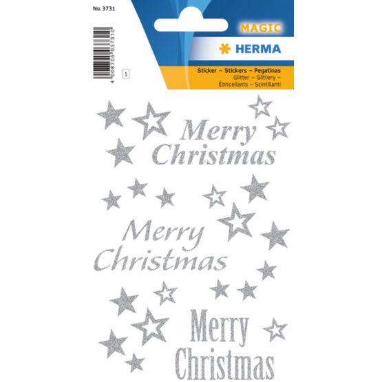 Herma stickers Magic merry christmas (1)