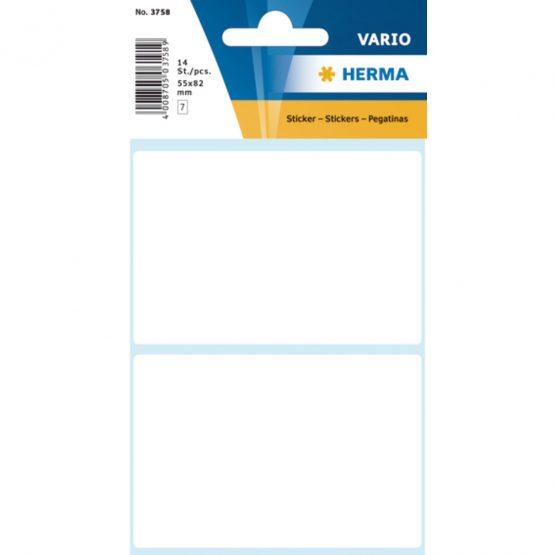 Herma label manual 55x82 white (14)