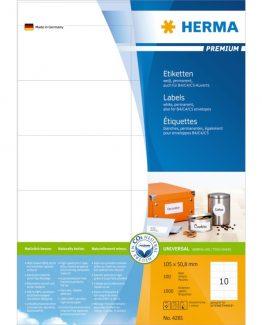 Herma label Premium 105x50,8 (1000)