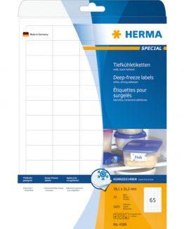Herma label deep-freeze 38,1x21,2 (1625)