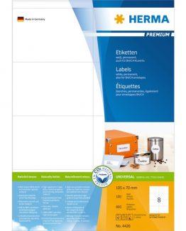 Herma label Premium 105x70 (800)