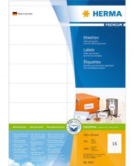 Herma label Premium 105x35 (1600)
