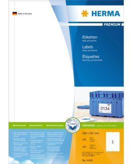 Herma label Premium 200x297 (100)