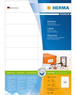 Herma label Premium 105x37 (1600)