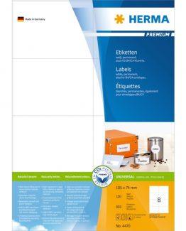 Herma label Premium 105x74 (800)