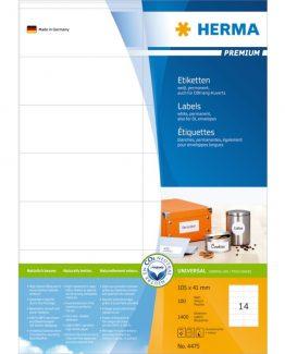 Herma label Premium 105x41 (1400)