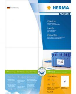 Herma label Premium 105x148 (400)