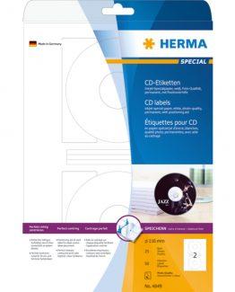 Herma label Special CD ø116 Inkjet (50)