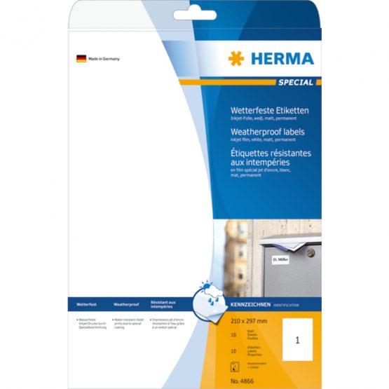 Herma label weatherproof 210x297 (10)