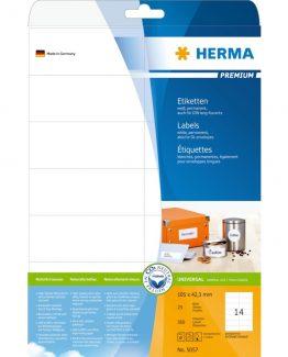 Herma label Premium 105x42,3 (350)