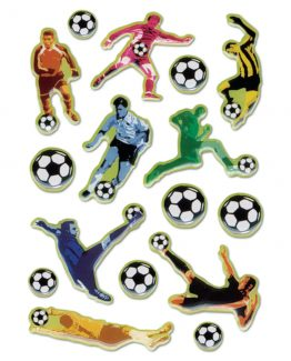 Herma stickers Magic footballer in action (1)