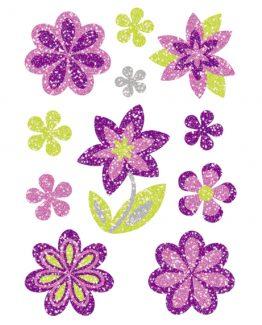 Herma stickers Magic flower diamond glittery (1)