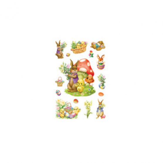 Herma stickers Magic easter bunny (1)