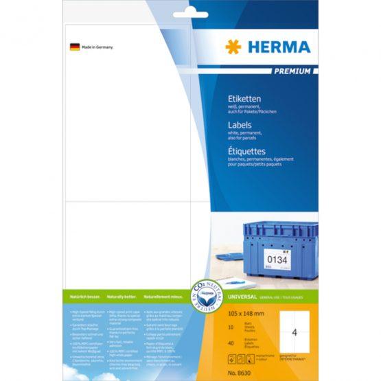 Herma label Premium 105x148 (40)