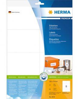 Herma label Premium 105x74 (80)