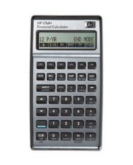 HP 17BII+ financial calc. (Nordic manual)