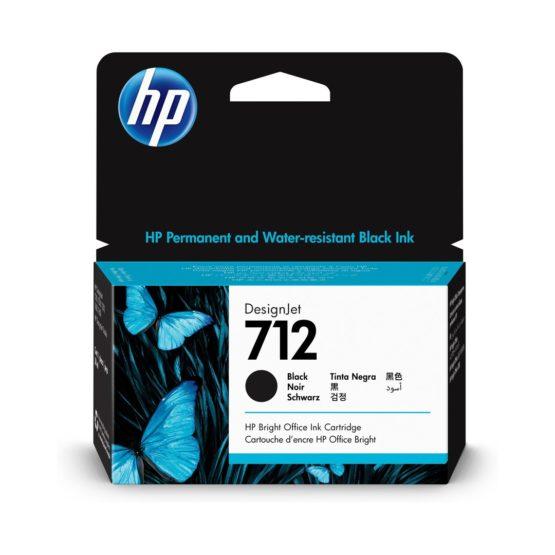 No712 38mlBlack DesignJet Ink Cartridge