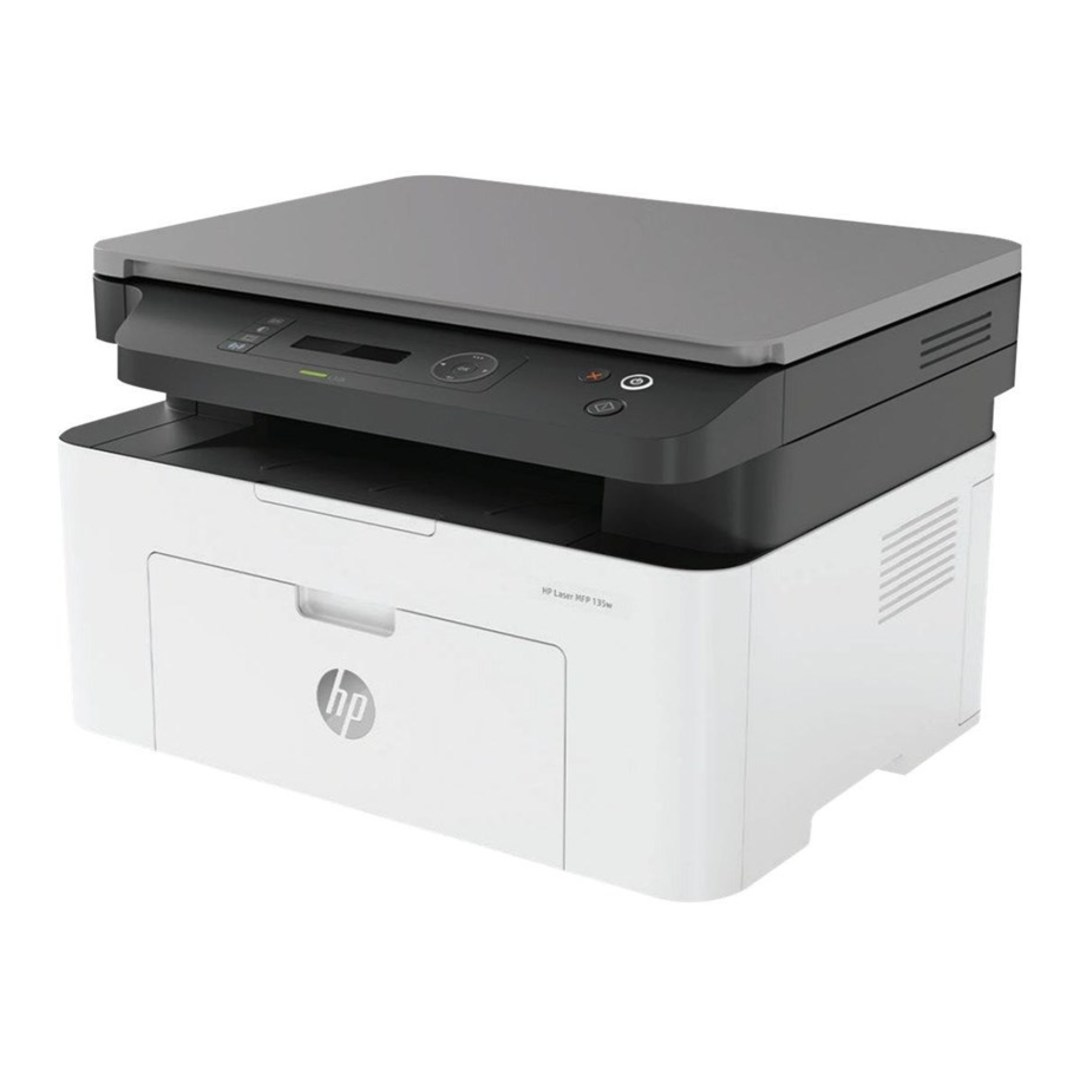 HP Laser MFP 135w printer