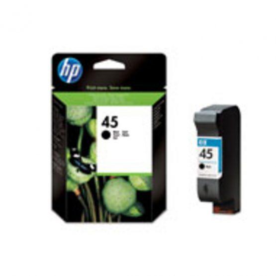 No45 black large ink cartridge