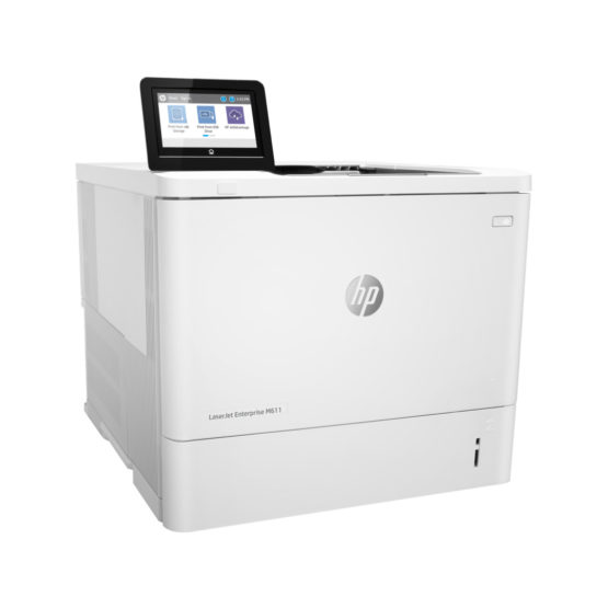HP LaserJet M611dn printer